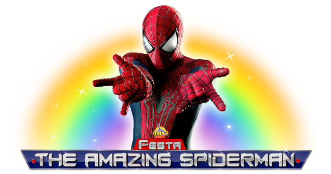 Festa The Amazing SpiderMan Finale 3