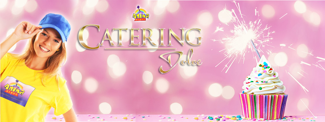 Copertina catering dolce